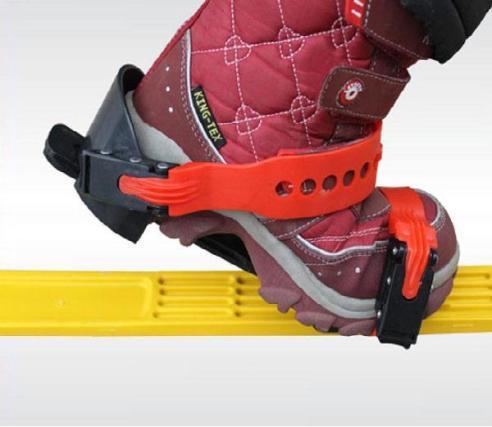 Крепление на детские лыжи