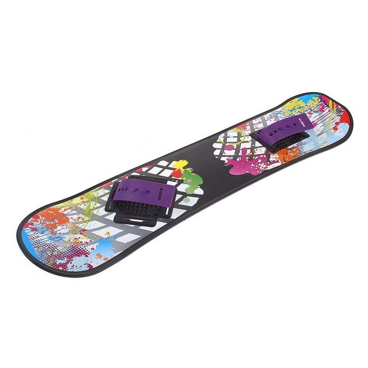 Сноуборд пластиковый с облегченным креплением e1a5a1f1081